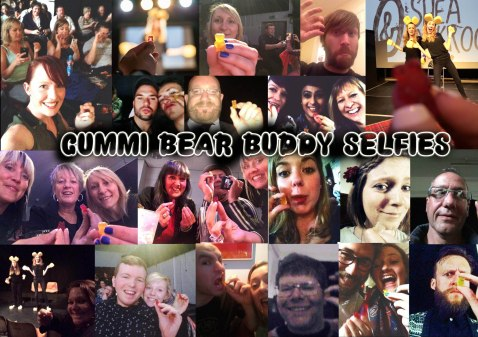 gummi selfies collage2